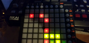 Abelton LAUNCHPAD MINI great for producers