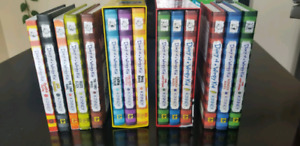 Books - Set Diary of a Wimpy Kid