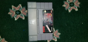 """Contra 3 (The Alien Wars) RARE """"Not for resale"""""""