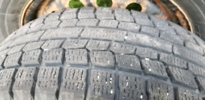 Chevy Equinox snow tires