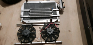 Radiator with Fans and Transmission Cooler Schofields Blacktown Area Preview