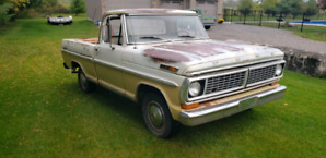 1970 Ford f100 (shop truck)