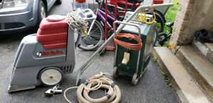 2 Carpet Cleaners In work condition