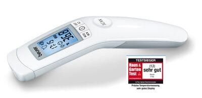 beurer Kontaktloses Fieberthermometer FT90 Infrarot Thermometer Geschenk Art!