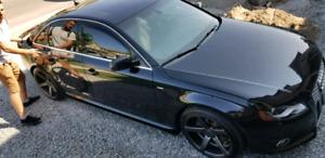 2011 A4 S line quattro Premium plus *rebuilt*