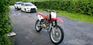 2008 Honda CRF230 4 Stroke Electric start!
