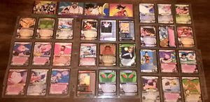 Dragon Ball Z GT LOT OF 50+ Collector Trading CARDS - $8