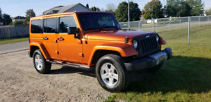 6spd jeep wrangled unlimited