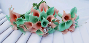 Bouquets and Boutonnieres $120