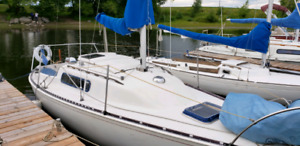22' | Great Deals on Used and New Sailboats in Ontario