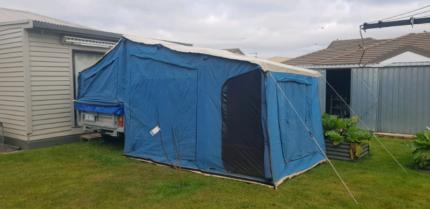Market Direct Camper Trailer Devonport Devonport Area Preview