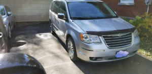 Limited edition Town and Country 7 passenger