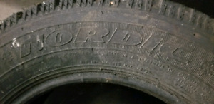 GOODYEAR Nordic tires 185/65R14 *LIKE NEW*