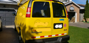 Savana GMC Van