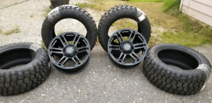 2013 Chevy Silverado 1500 Lift Kit and Tires