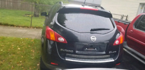 2009 Nissan Murano AWD BackupCam 3.5 Etest No Accidents NoIssues