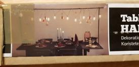 Table hanger rack (excellent conditon)
