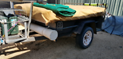 6x4 Camper Trailer. Oztrail. Yarrawonga Moira Area Preview