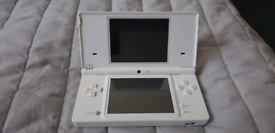 Nintendo DSI with 2 games and case