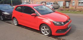 Volkswagen Polo 1.2 R Line Style 3dr (a/c) 2013