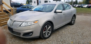 2009 LINCOLN MKS CERTIFIED AND E-TEASTED