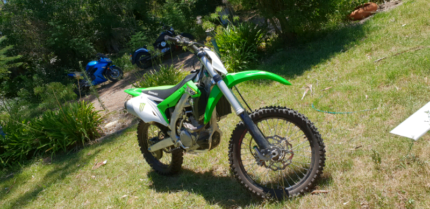 For sale Kx450f 2018 Warragamba Wollondilly Area Preview