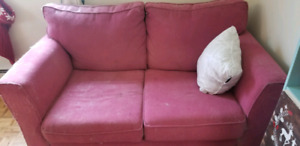 Free two seater couch orangeville