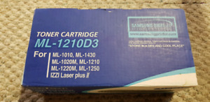 Samsung laser printer cartridge