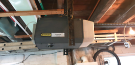 Stanley Electric garage door opener
