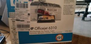 HP Officejet 6310 like new in box