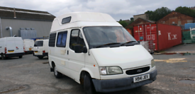 Ford Transit factory fitted special edition Motorhome