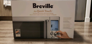 Brand New Breville Microwave