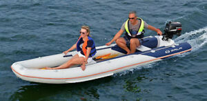Check out our Canoes, Kayak & Boats with motors