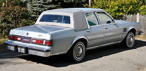 WANTED 1982 thru 1989 Chrysler Fifth Avenue for parts need not
