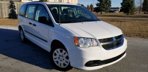 2014 DODGE GRAND CARAVAN SE SUPER CLEAN READY TO GOO