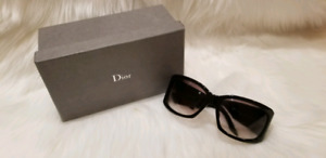 Authentic Dior Sunglasses with Swarovski Crystals