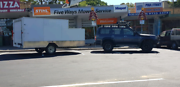 Home made enclose trailer / camping toy hauler Ferntree Gully Knox Area Preview