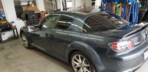 2008 Mazda RX-8 40th Anniversary Edition