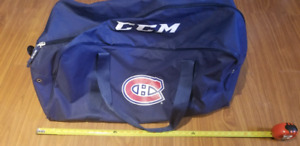 Sac hockey junior au couleurs du canadien