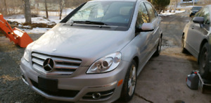 2009 Mercedes benz b200 with turbo