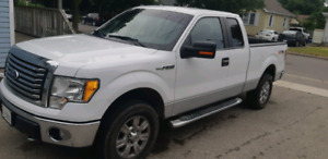 2010 F150 4x4 XLT 6.5 box Super Cab