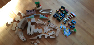 Huge set of Thomas the Tank Engine and compatible items