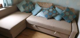 Ikea Friheten corner sofa