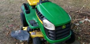 John Deere D140 Tractor