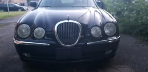 Jaguar S-Type 4.0 2001 or Ford Fusion 2007 3.0 AWD