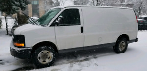 2008 Chevrolet Express 2500 price 4500$
