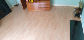 6 m by 5metres laminate immaculate quick sale