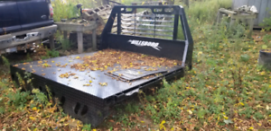 7x7 steel flat bed, New never installed. BEST OFFER