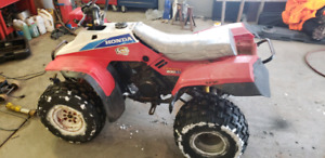 1986 Honda fourtrax 200sx