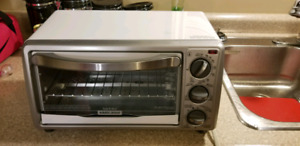 Black n Decker Toaster Oven! Excellent Condition